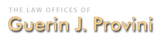 Law Offices of Guerin J. Provini logo